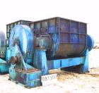 Used- Baker Perkins Double Arm Mixer, Size 23RWUEM