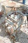 USED: Baker Perkins Double Arm Mixer,  2 1/2 gallon working capacity, carbon steel.  Tangential dispersion blades. Bowl 8