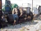 USED:Baker Perkins 100 gal double arm mixer. Stainless steel.Jacketed bowl and ends (est 80 psi). Bowl 28