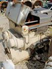 Used: Carbon Steel Baker Perkins double arm mixer, 150 gallon