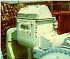 USED: J H Day double arm mixer, 304 stainless steel, 25 gallon working capacity, 50 gallon total. Jacketed 125 psi @ 344 deg...