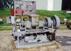 USED: J H Day sigma blade mixer, 2 gallon working capacity, 6 gallon full capacity, stainless steel, sanitary, with tangenti...