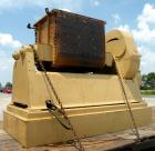 Used- J.H. Day Double Arm Mixer, 50 gallon Working Capacity, Carbon Steel. Jacketed bowl 36