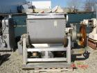 USED: J H Day Double Arm Mixer, 150 gallon working capacity, 225 total, 316 stainless steel. Non-jacketed bowl 44