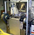 Used-Meili Double Arm Sigma Mixer, 15 gallon capacity.  Stainless steel construction. Jacketed bowl measures 19