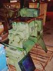 Used: Teledyne Readco double arm mixer, model D/A,