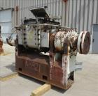 Used- Stainless Steel Werner & Pfleiderer Heavy Duty Double Arm Mixer, Model DUK200KS