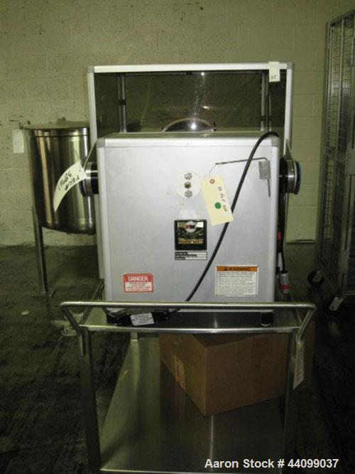 Used- Stainless Steel Patterson-Kelley Twin Shell Blender