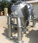 Used- Patterson Kelley 30 Cubic Foot Twin Shell