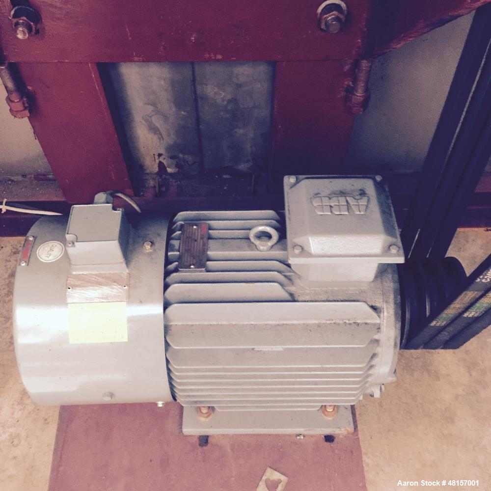 Used- Changzhou Haijiang Axial V Blender, Model V-2500