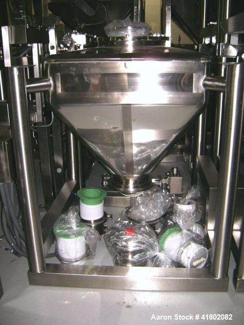 Used- Zanchetta (IMA) Bin Blender, Model CANGURO TUMBLER, Model 500 FS, Series 2