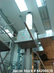 Used- Stainless Steel LB Bohle Bin Blender, Model PM 1000EX