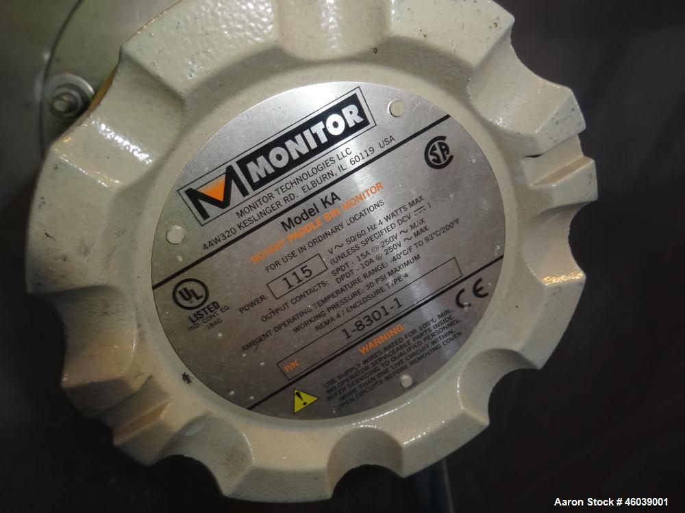 Used- Munson Rotary Batch Mixer