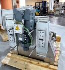Used- LB Bohle Bin Blender, Model PM2000. Stainless steel product contact surfaces, 1500 kw max load capacity, approximately...