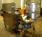Used- Heavy Duty Products Seasoning System, Model OMS99, Consisting Of: (1) Acrison feeder, model 610 approximately 1 1/2