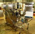 Used- Heavy Duty Products Seasoning System, Consisting Of: (1) Acrison feeder, approximately 1 1/2