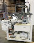 Used- Tote Bulk Handling Systems Tote Blender. Will handle approximate 46