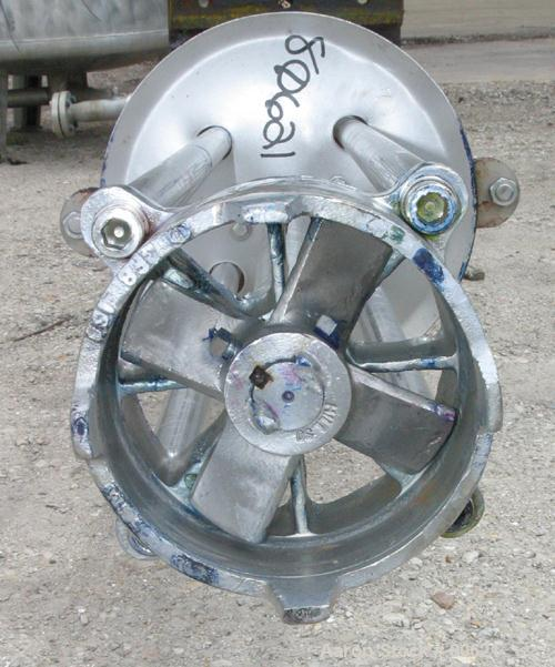 Used- Stainless Steel Homo Mixer