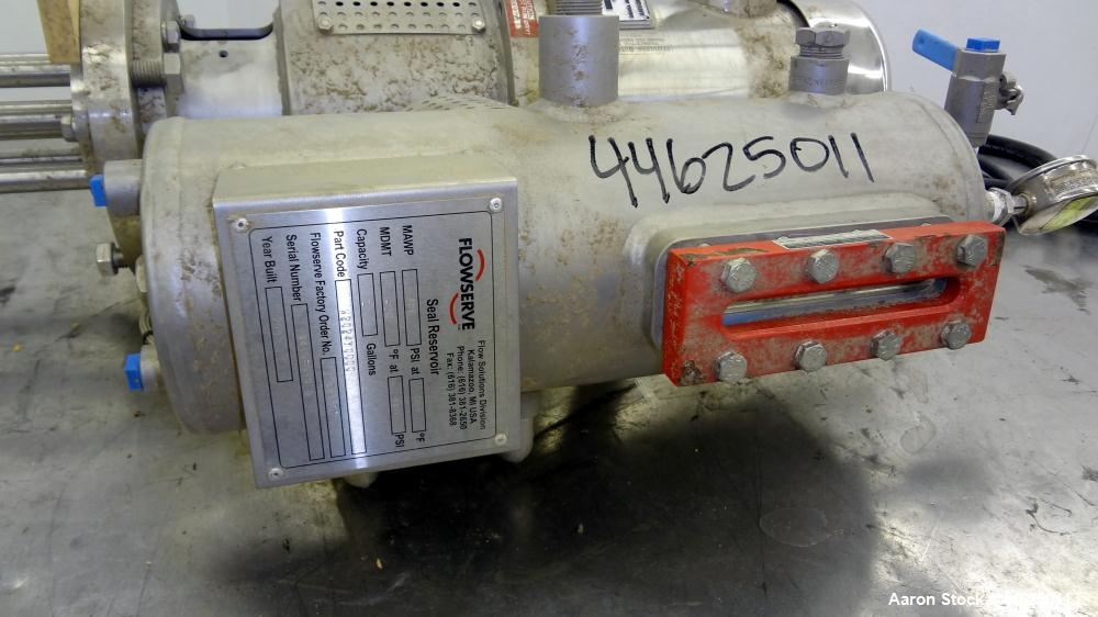 Used- Stainless Steel Ross Series 500 High Shear Mixer, Model HSM-505