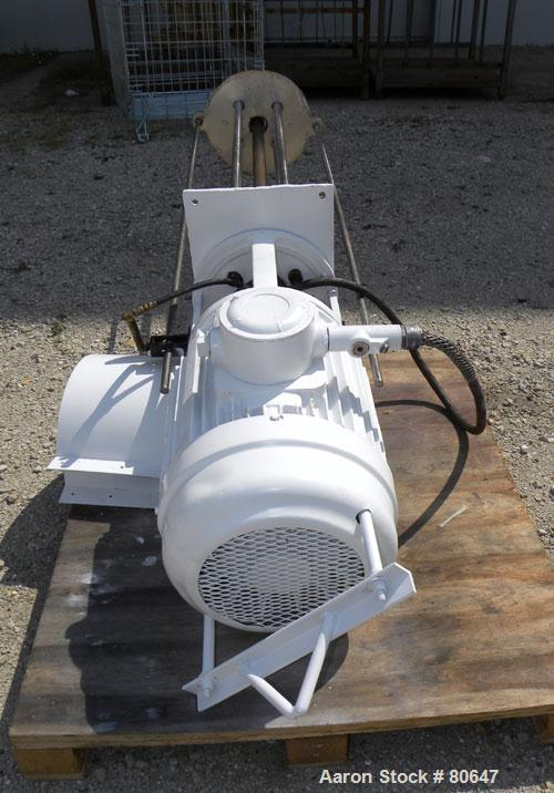 Used- Stainless Steel Hill Homo Mixer