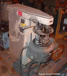 Used: Brogli & Cie AG multi homo mixer. Machine type: MH10C-2365