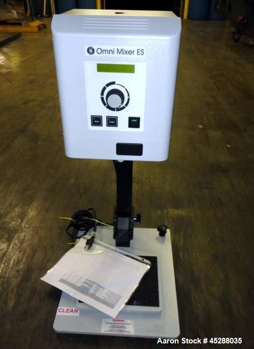 Used-Omni Mixer-ES/F700DS1 Mixer/Homogenizer (No Accessories)
