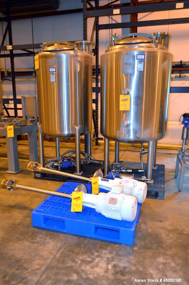 Used- Quadro Y Jet Homogenizing Mixing System