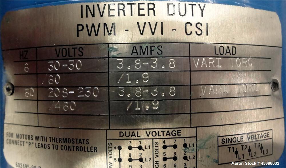 Unused- Silverson High Shear Batch Mixer Emulsifier, Model BX60
