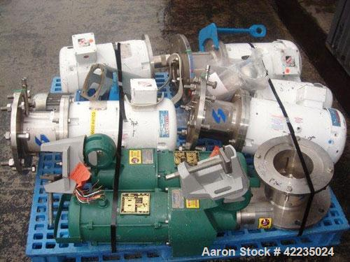 Used- Stainless Steel Silverson Batch Mixer Emulsifier, Model FX60