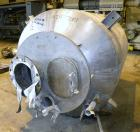 Used- Admix Rotosolver High Shear Disperser/Dissolver, Model 200RS159. Approximate 2-1/2'' diameter 316 stainless steel shaf...