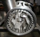 Used-Scott Turbon Stainless Steel Mixer, Model PILS3-50, S/N: 4976, 6
