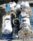 Used- Silverson Batch Mixer Emulsifier, Model FX60, Stainless Steel. Requires mixing head and shaft.Includes a 7-1/2 hp mot...