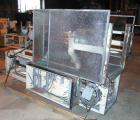 USED:Tokushu Kika Kogyo Co Homo Jettor Mixer, model T, stainlesssteel. Approx 4