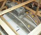 Unused: Breddo Likwifier, 300 gallon, model LORWWSS, 316 stainless steel. Dimple jacketed chamber 64