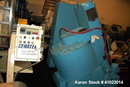 Used- Eirich Intensive Mixer; Model R08W