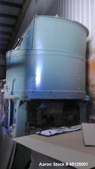 Used-Simpson Muller Mixer, Model 2UD