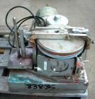 USED: Hoover automatic muller, model 4B. Unit consists of (2) 7-1/2