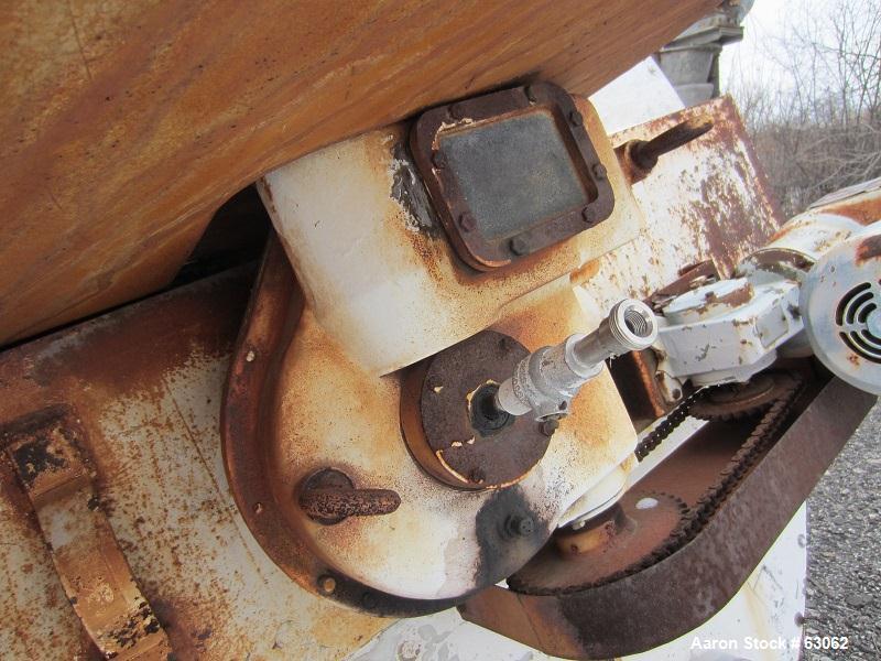 Used- Day Nauta Mixer Model MBX700