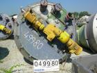 Used- Stainless Steel Nauta Mixer, Type MBX40R