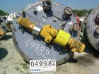 USED: Nauta mixer, type mbx40r. Stainless steel construction. 7'7