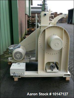 Used-Drais Powder Turbo Mixer