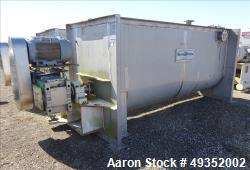 Used- Marion Paddle Mixer, Model CPS-42144. 94.5 Cubic feet.