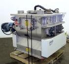 Used- Dynamic Air Bella Twin Shaft Fluidized Zone Mixer,
