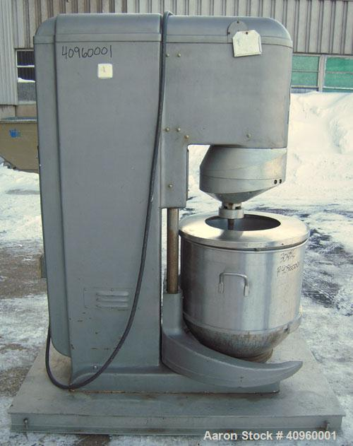 Used- AMF Glen 160 Quart Mixer, Model 74-33