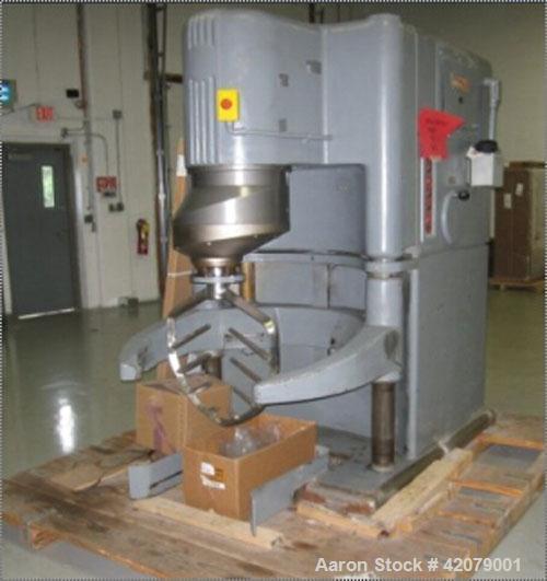 Used- AMF Glenn Mixer, model 74-36, 340 quarts; 460 VAC, 3 ph, 60 hz, 20 amps, control voltage: 115 vac; 15 hp drive motor; ...