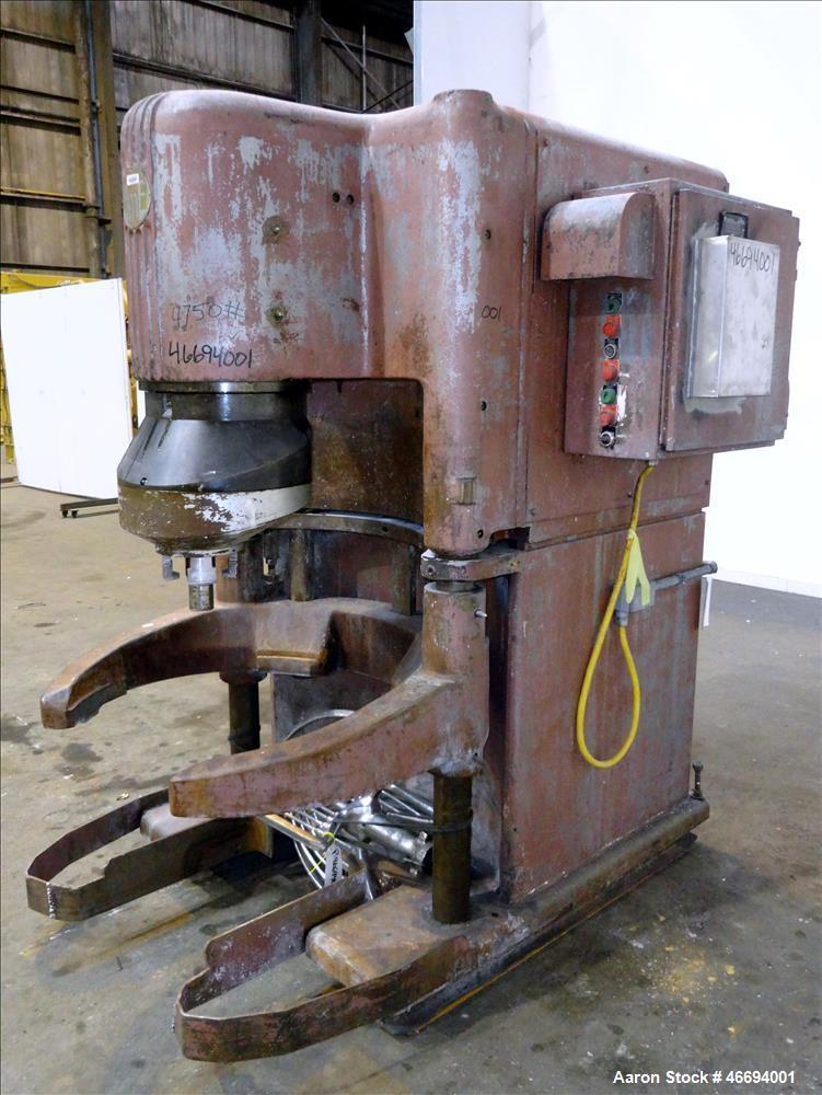 Used- AMF Glen 340 Quart Planetary Mixer