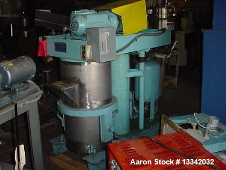 Used- Charles Ross 10 Gallon Planetary Mixer, Model HDM-10.