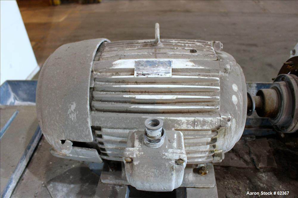 Used- Carbon Steel Ross HDM-75 Planetary Mixer