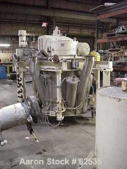 Used- Stainless Steel Ross Planetary Mixer, (Modified Ross HDM) 225 Gallon