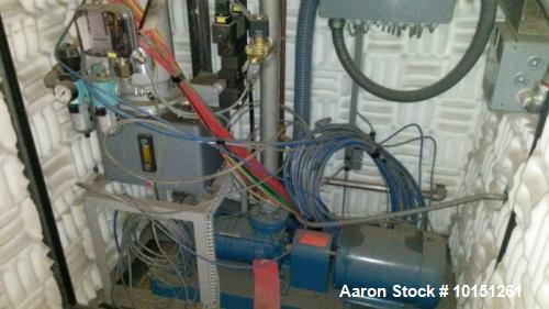 Unused- Fryma, Model VME250 GMP Vacuum Processing Unit.